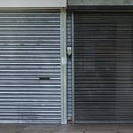 Thumbnail: shut-up shop fronts